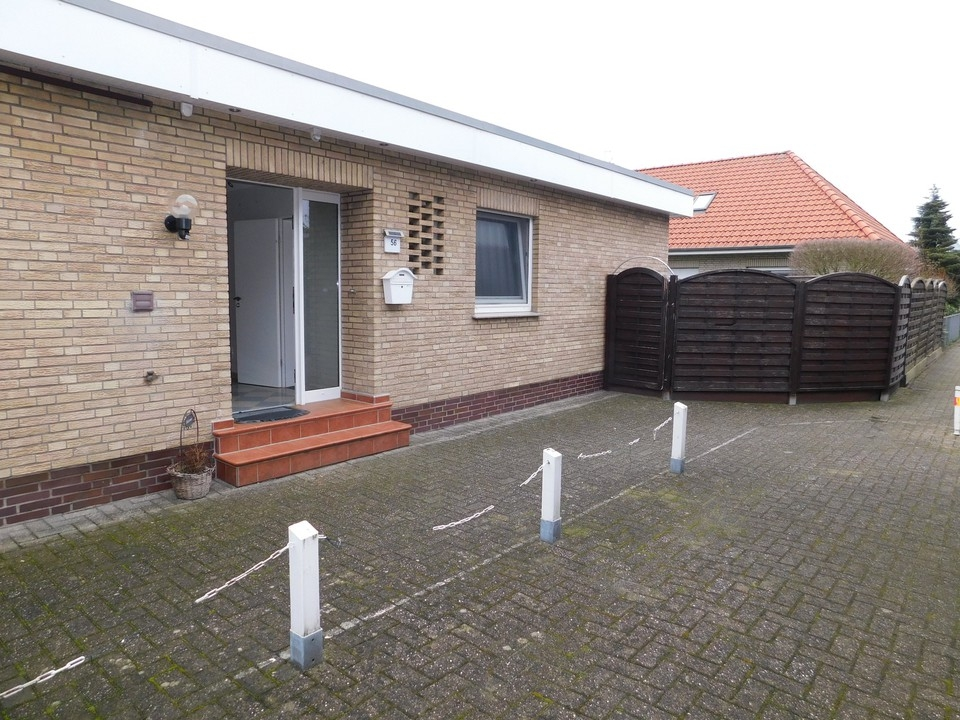 Bungalow in Oldenburg / Osternburg - Ebenerdiges, barrierefreies Wohnen